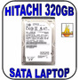 Disco Duro 320 Gb Hitachi Para Laptop Nuevo