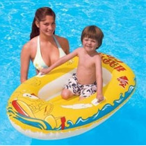 Bote - Childrens Niños 54-inch Inflable Barco De Goma
