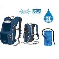Mochila Camel High Sierra Bolsas Agua Hydration Quickshot 70