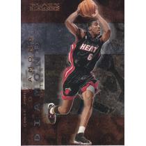2000-01 Ud Black Diamond Skills Eddie Jones Heat