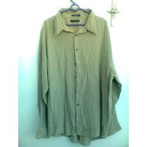 Camisa Geoffrey Beene T-xxl Gorditos Fashion,antro,oficce,