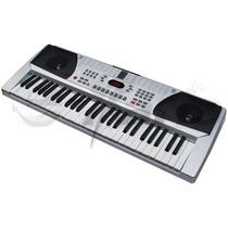 Teclado Musical Original 54 Teclas Tonos Ritmos Demos Xaris.