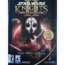 Star Wars Knights Ii, The Sith Lords