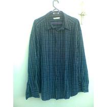 Camisa 02 Geoffrey Beene T-xxl Gorditos Fashion,antro,oficce