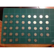 Colección De Monedas De $5 Independencia Y Revolución