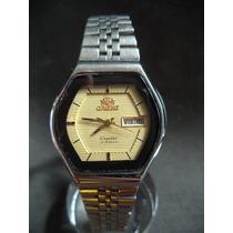Reloj Orient Vintage Automático 21 Joyas