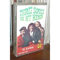 Three Souls In My Mind Cassette 15 Exitos