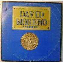 David Moreno / (guitarrista) 3 Discos Lp Vinilo