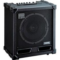 Combo Roland Para Bajo Eléctrico 120w 1x12 Cb120xl