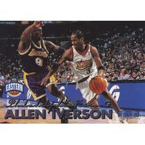 1999-00 Fleer Tradition Allen Iverson Sixers