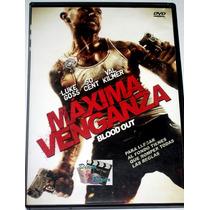 Dvd Máxima Venganza / Blood Out (2011) Luke Goss, 50 Cent!!
