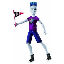Monster High Ghoul Spirit Slo Mo Sloman Primer Edición