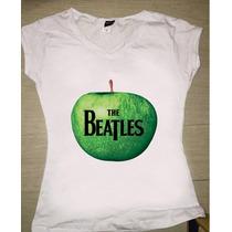 Playera The Beatles Dama