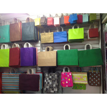 Bolsas De Regalo Varios Tamaños, Modelos Y Colores A Buen $