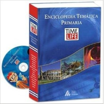 Enciclopedia Tematica Primaria 1 Vol + Cd Time Life