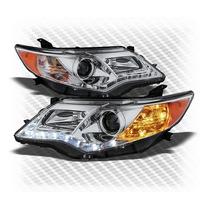 Toyota Camry 2012 - 2013 Juego De Faros Con Proyector