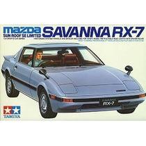 Mazda Savanna Rx7 Set De Modelismo Tamiya Toys En Mano