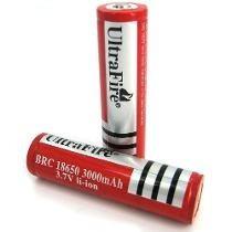 Batería Recargable Tipo Ultrafire Pila 18650 3.7v Cargador