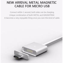 Cable Magnético Para Android Gadget Microusb Original Wsken