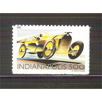2011 Estados Unidos Usa Carros Carreras Indianapolis 500 Mnh