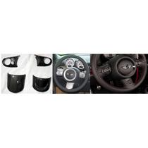 Fibra De Carbon Para Mini Cooper, Controles De Volante