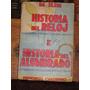 M Ilin Historia Del Reloj E Historia Del Alumbrado Público