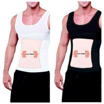 Camiseta Faja Modeladora Magnetica Triple Accion Al 2x1