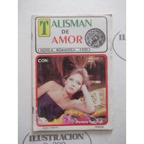 Fotonovela:talisman De Amor De Los 80s,gina Leal