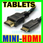 Cable Mini Hdmi A Hdmi Normal Conecta Celular O Tablet A Tv