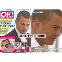 Kuno Becker Revista Ok! Mexico Abril 2007 Thalia