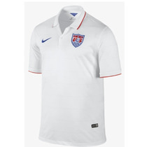 Jersey Nike Usa Mundial 2014 Estados Unidos Jugador Original
