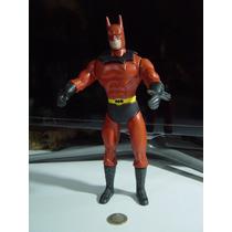 Juguete Antiguo Batman Plástico Inflado