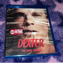 Dexter Temporada 8 - Bluray Importado Ultima Temporada Hm4
