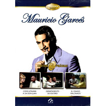 Box Set Mauricio Garces ( Rene Cardona Jr./ Pedro Lazaga )