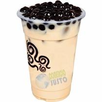 Perlas Tapioca Negra Bubble Tea Sellada Alto Vacio 2.72kg