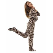 Mamelucos Onesie Kigurumi Adulto Animal Print Giraffe
