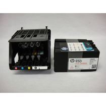 Cabezal Hp Officejet 8600 Plus Con Cartuchos 950/951