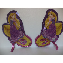 Rapunzel Globos Metalicos 10 Fiestas 14 Pulgadas Anagram