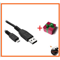 Cable Micro Usb Samsung B7722 Beam I8520 Blue Earth C3300