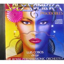 Luis Cobos - Sol Y Sombra Importado De Usa