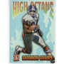 1997 Topps High Octane Shannon Sharpe Denver Broncos segunda mano  Iztapalapa