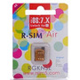 R-sim Air Original Iphone 4s Telcel, Movie, Iusa V.5 6 7