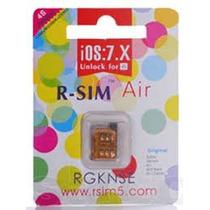 R-sim Air Original Iphone 4s Telcel, Movie, Iusa V.5 6 7