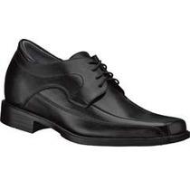 Zapato Crece Aumenta Altura Discretamente 7cm Envio Gratis