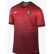 Jersey Nike Portugal Local Mundial Brazil 2014 Cnum Original