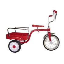 Triciclo Apache Con Caja Trasera!!
