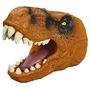 Figura Jurassic Park Chomping Dino T Rex Juguete Cabeza