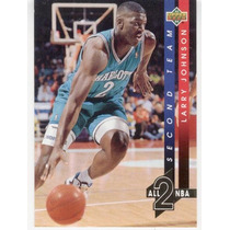 1993 94 Upper Deck All Nba Larry Johnson Charlotte Hornets