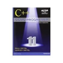 Libro C++ Como Programador 9 Edicion *cj