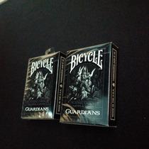 Baraja Bicycle Guardians - Baraja De Cartas, Magia, Poker